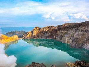 4 Days Bromo Ijen Crater Blue Flame Travel Package