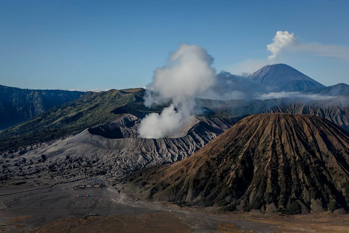 Indonesia Surabaya East Java Mount Bromo-min