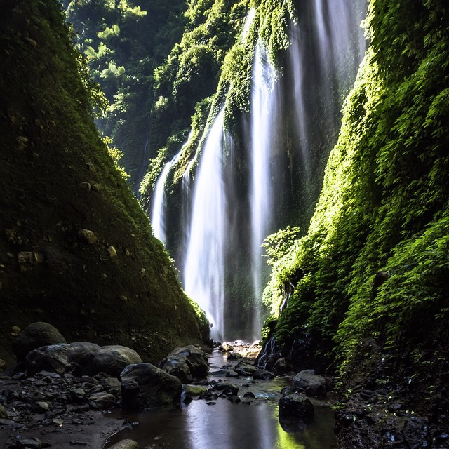 7 Unique Day Trips from Surabaya few people know_Madakaripura waterfall