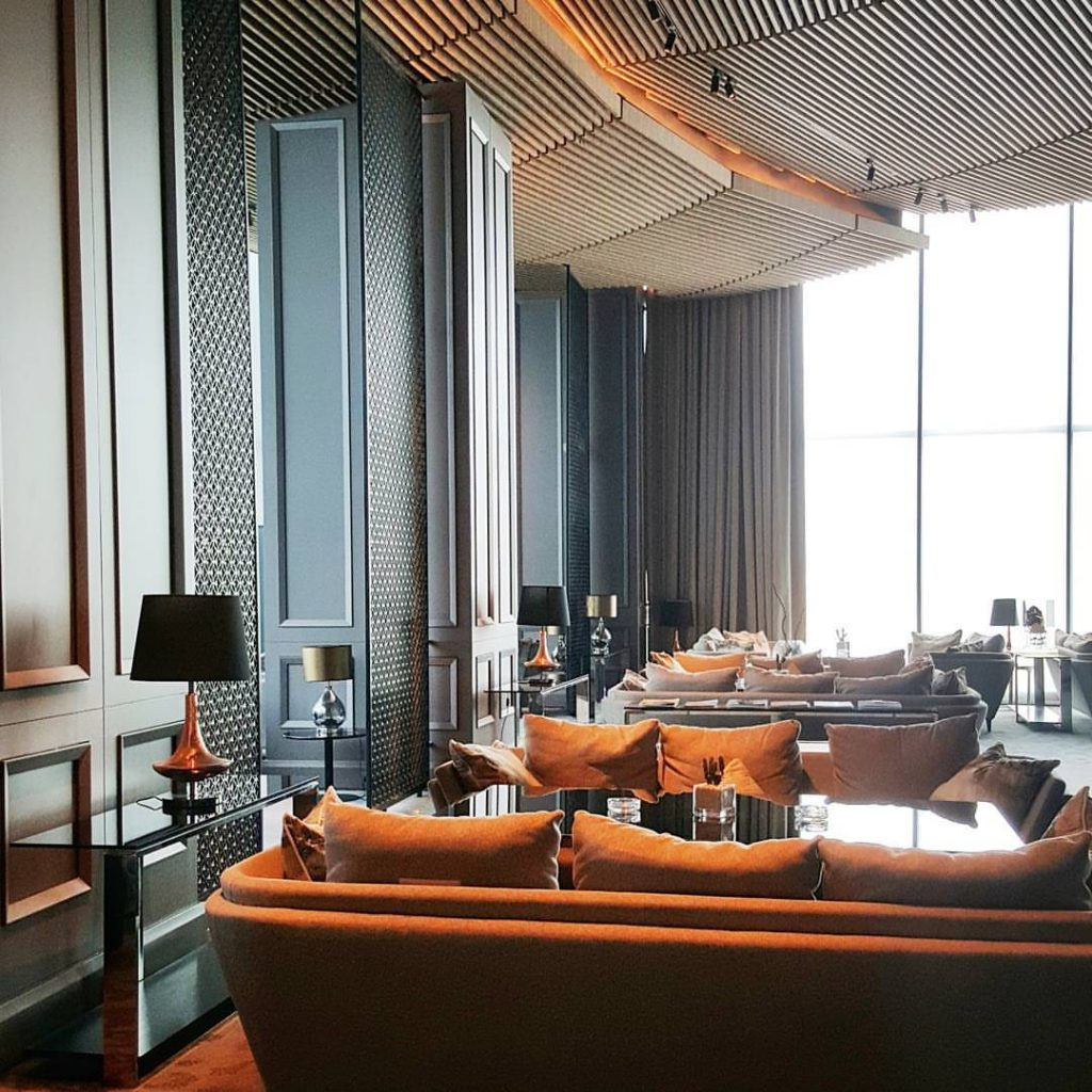 best surabaya city hotels near Tunjungan Plaza Mall_Sheraton surabaya lounge