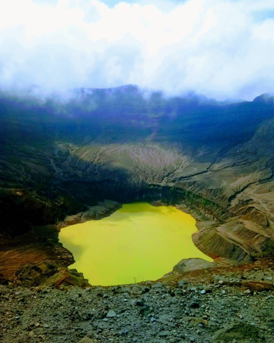 East Java, Surabaya mountain trekking and hiking trails_Kelud 3