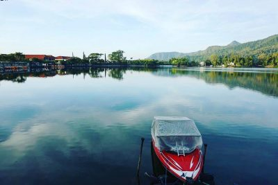 7 Unique Day Trips From Surabaya Few People Know_Sarangan Lake 2