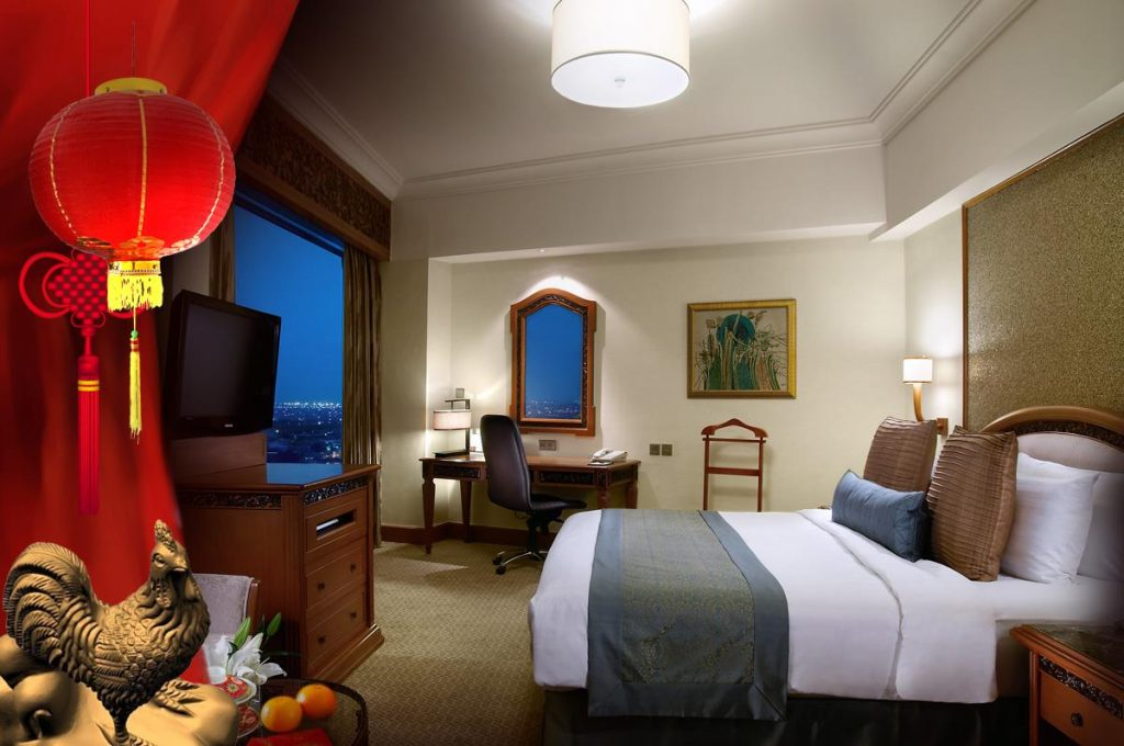 best surabaya city hotels near Tunjungan Plaza Mall_Shangri-la surabaya room