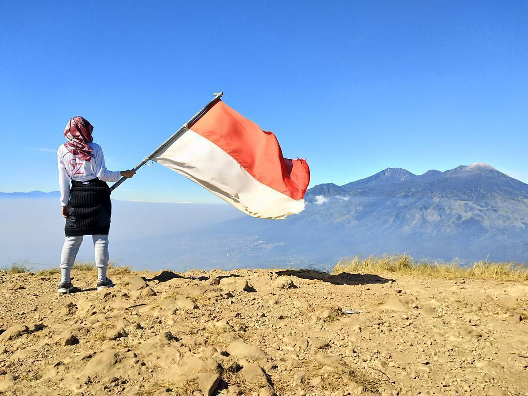 East Java, Surabaya mountain trekking and hiking trails_Penanggungan mountain 2