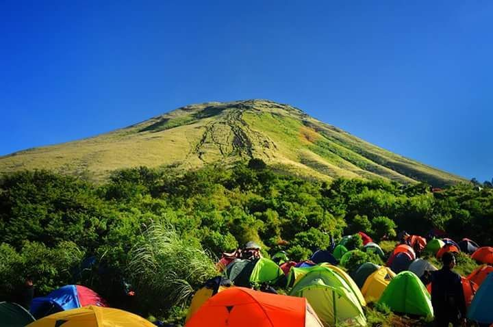 East Java, Surabaya mountain trekking and hiking trails_Penanggungan mountain 3