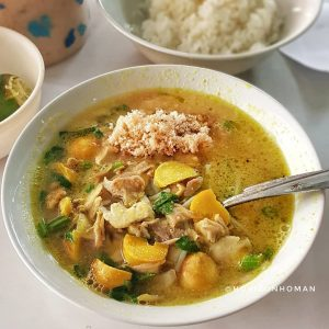 Best Surabaya restaurants & food you must try_soto lamongan cak har