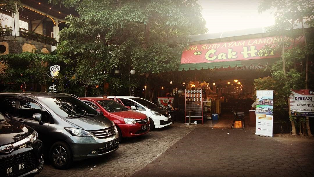 Best Surabaya restaurants & food you must try_soto cak har